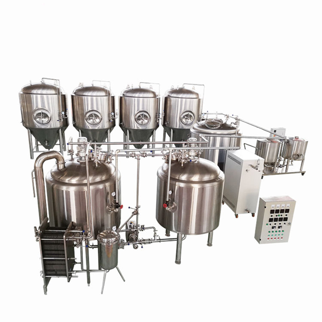 500l micro brewing equipment